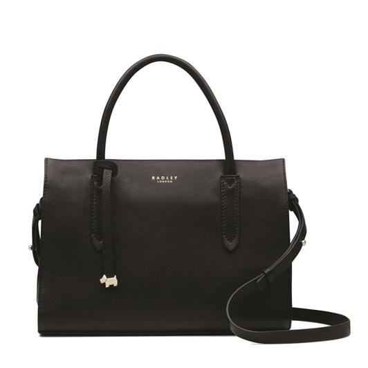 Radley Arlington Court Medium Multiway Grab Compartment Leather Bag