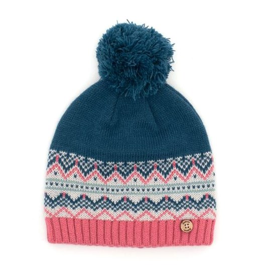 Brakeburn Ladies Fairisle Beanie
