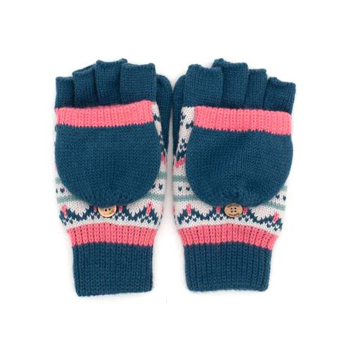 Brakeburn Ladies Fairisle Gloves