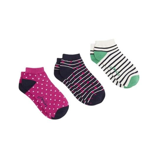 Joules Brilliant Bamboo Shortie Socks
