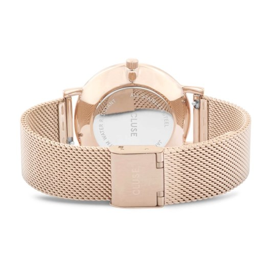 Cluse Pavane Mesh Rose Gold White/Rose Gold