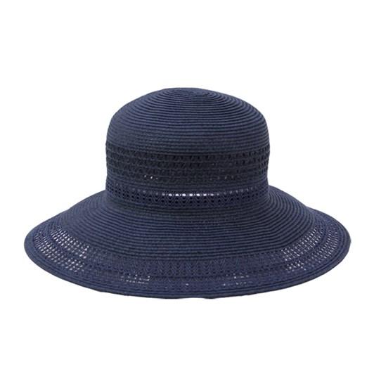 Jendi Wide Brim Adjustable Hat