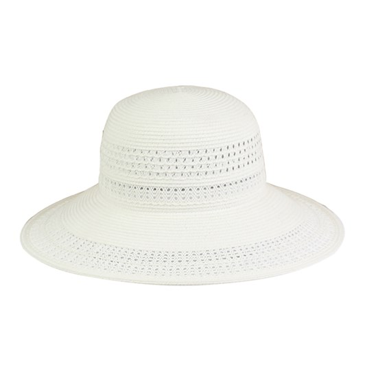Jendi Wide Brim Adjustable Hat