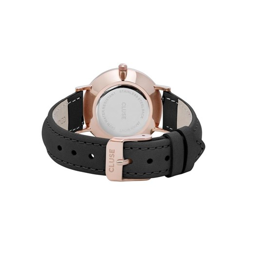 Cluse Minuit Rose gold black /black watches