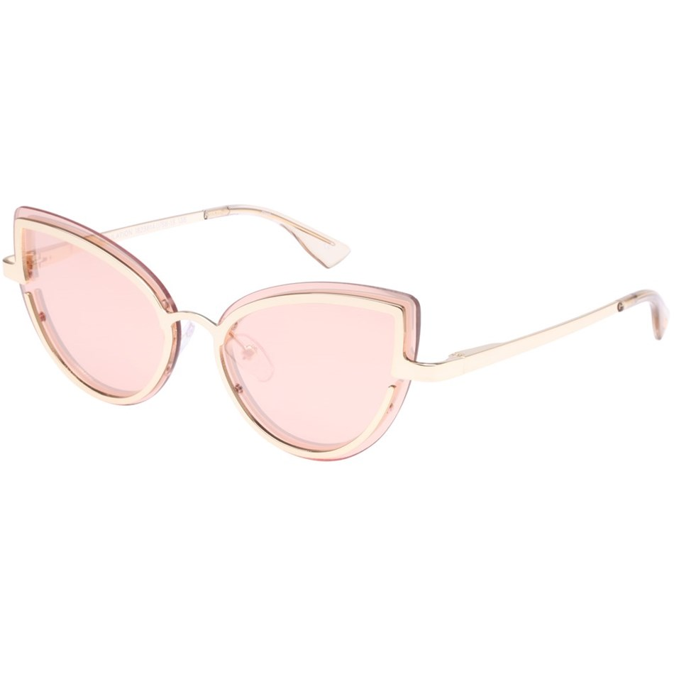 Le Specs Adulation Sunglass - gold