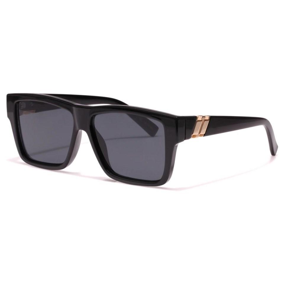 Le Specs Mod Bande Sunglass - black