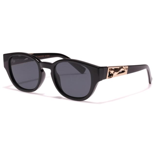 Le Specs Fort Panthère Sunglass - black