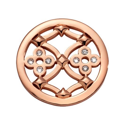 Nikki Lissoni #8 Vintage Garden Rosé G/P 23Mm Coin