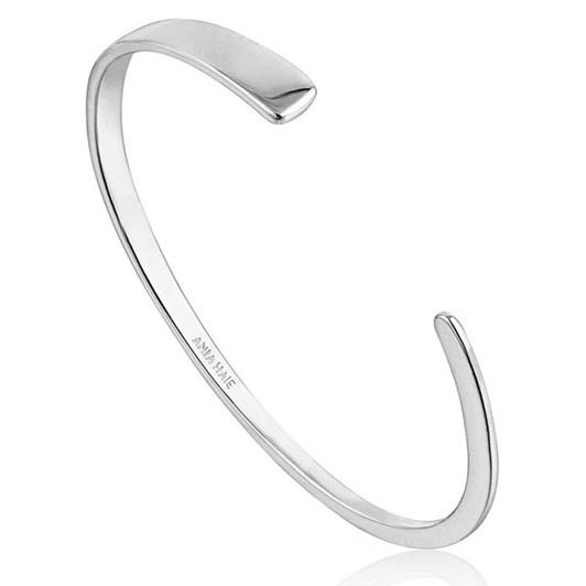 A.Haie Geometry Class Cuff Bracelet