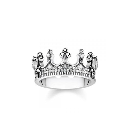 T.Sabo Kingdom Crown Cz Ring