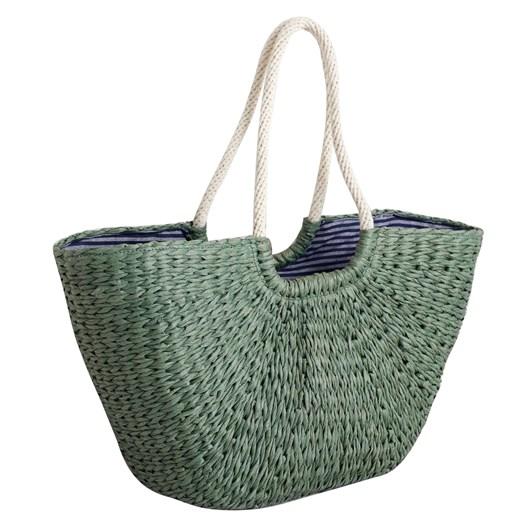 Seasalt Texture Basket Dark Lichen