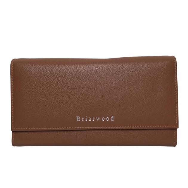Briarwood Zeal Wallet - tan