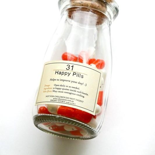 Short Story Happy Pills 31 Days