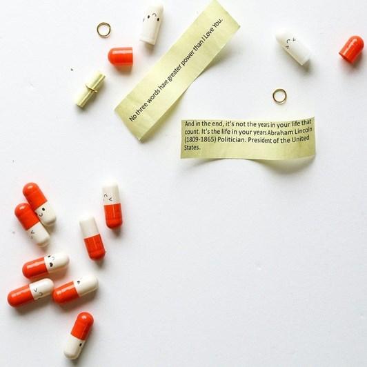 Short Story Happy Pills 100 Days