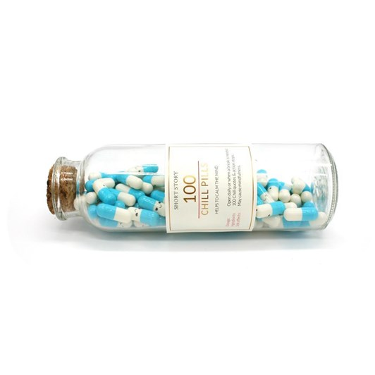 Short Story Chill Pills 100 Days