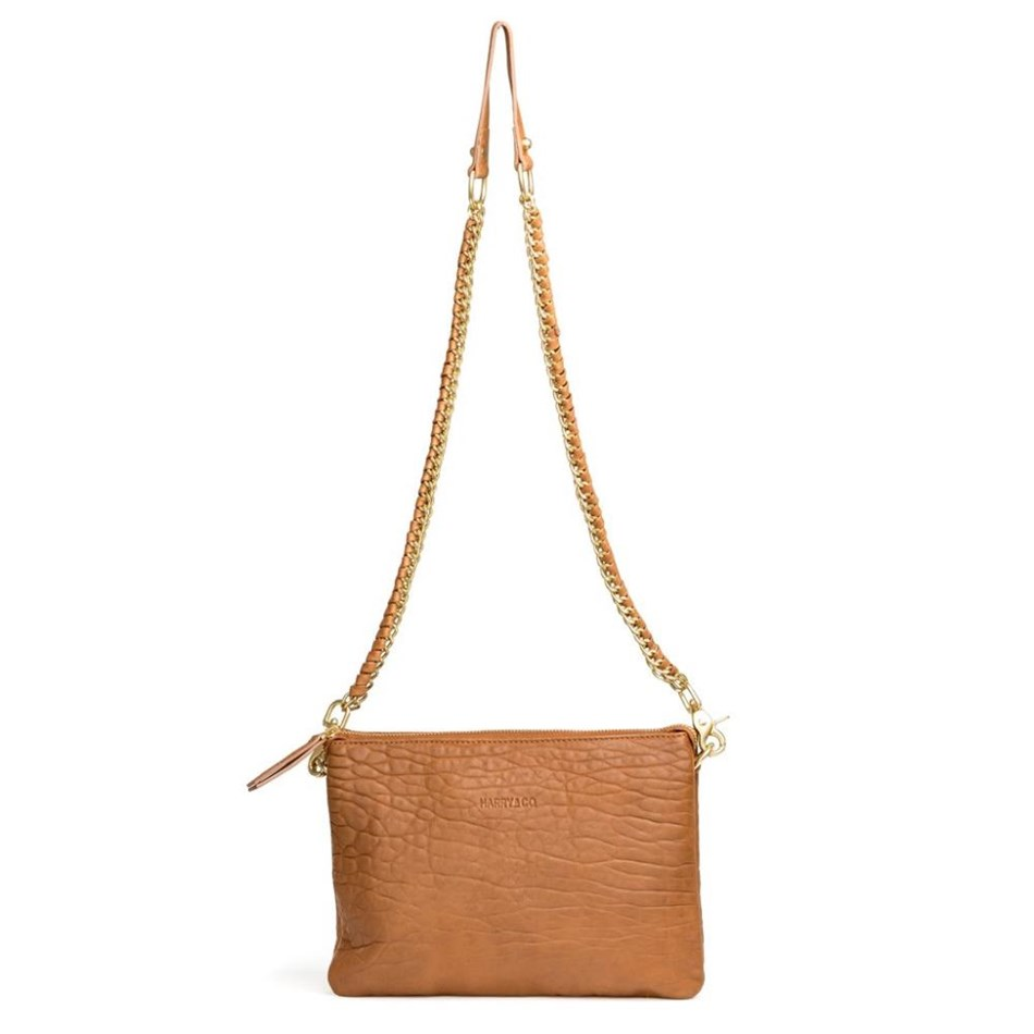 Harry & Co Everywhere (Chain Strap) - tan bubble