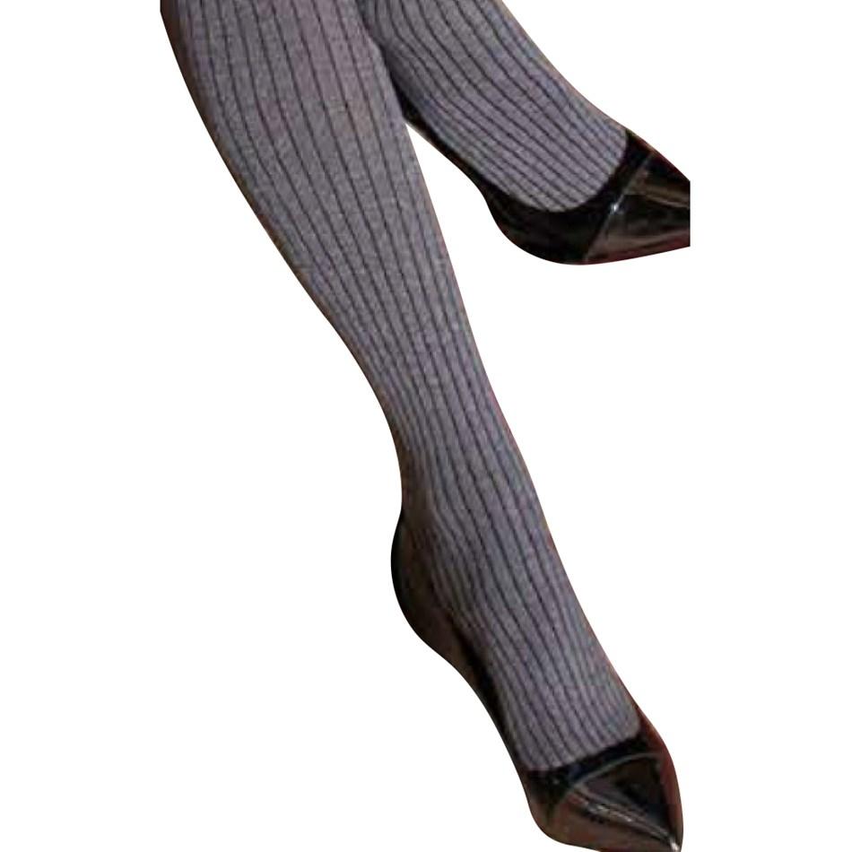 Trasparenze Trasimede Long Sock - grigio melange
