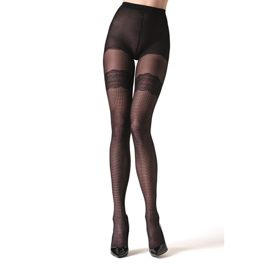 La Perla Checked Tights