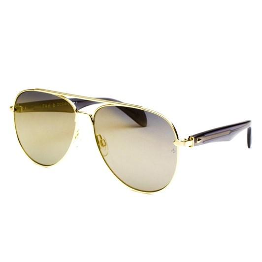 Rag& Bone Sunglasses Gold
