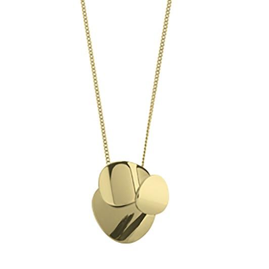 Dyrberg Kern Romona Shiny Gold Necklace