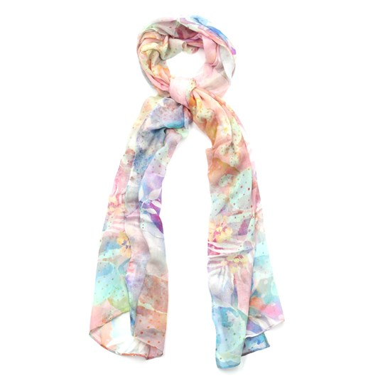 Front Row Society Flowering Cacti Scarf