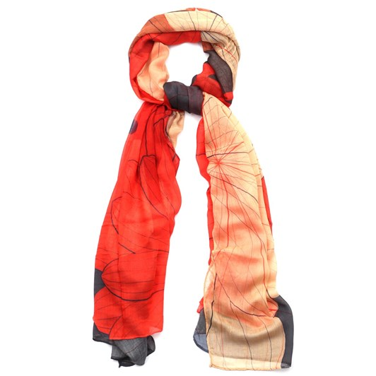 Front Row Society Traditional Japanese Scarf