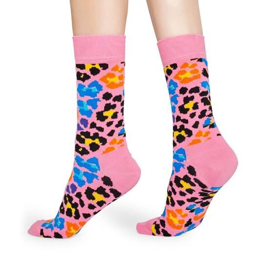 Happy Socks Multi Leopard Sock
