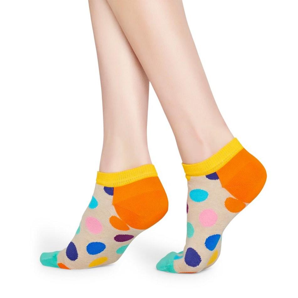 Happy Socks Big Dot Low Sock -