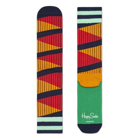 Happy Socks Athletic Double Diagonal Sock