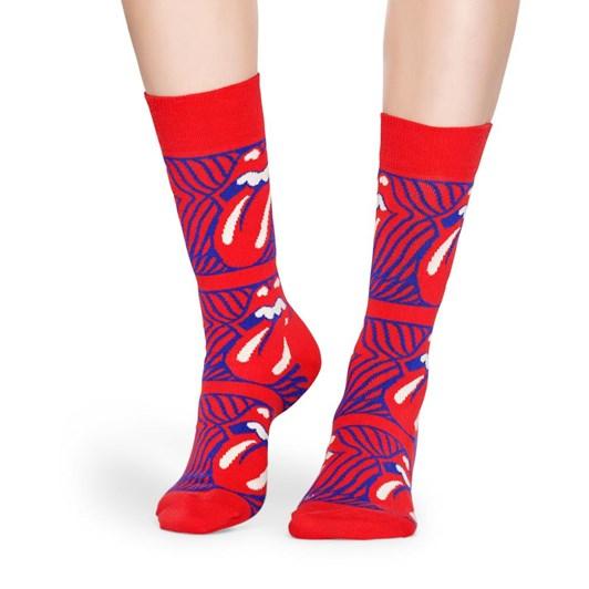 Happy Socks Rolling Stones Stripe Me Up Sock