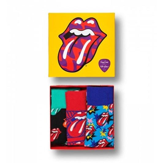Happy Socks Rolling Stones Sock Box Set