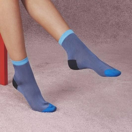 Hysteria Grace Ankle Sock