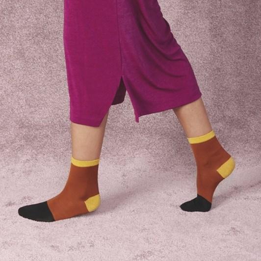Hysteria Liza Ankle Sock