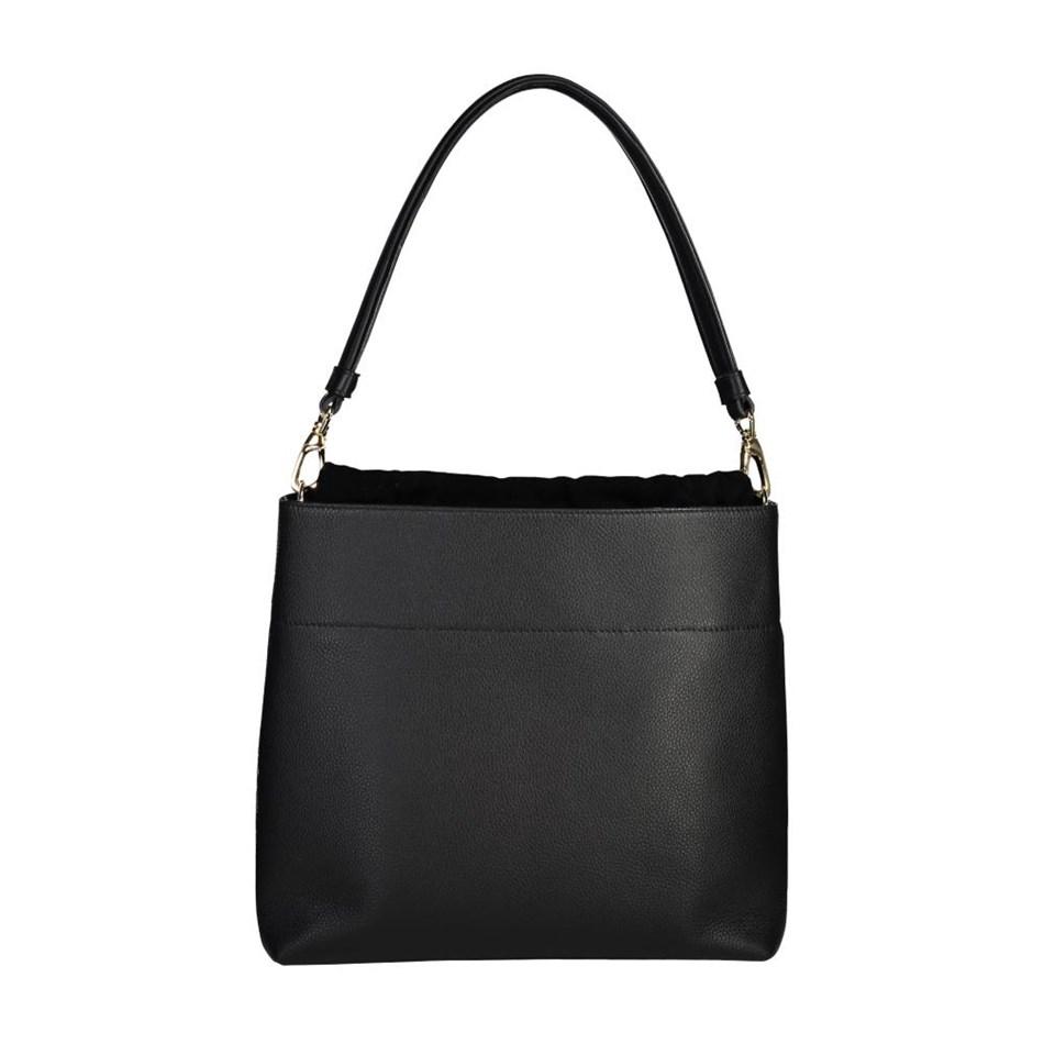 Saben Hoffman Leather Handbag -