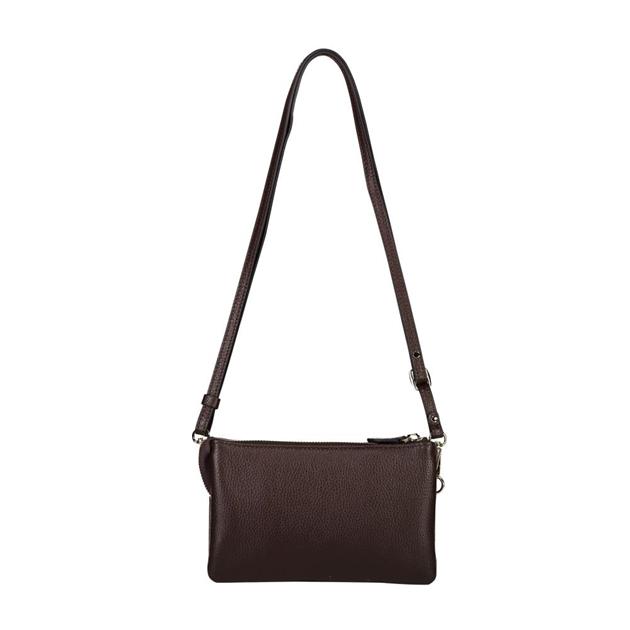 Saben Tilly With Strap Leather Handbag -
