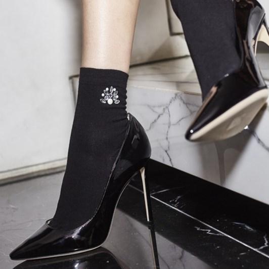 Philippe Matignon Pendent Sock