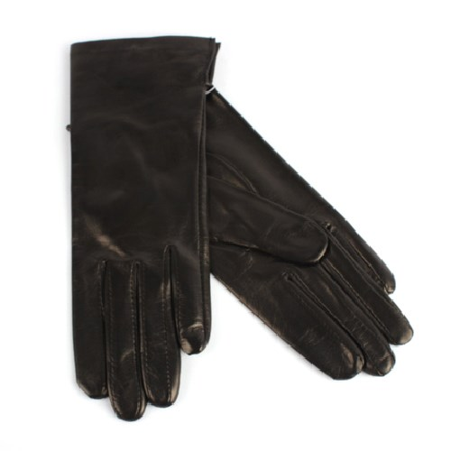 Alice & Lily Italian Leather Glove Silk Lined