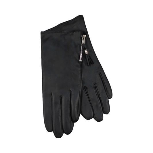 Jendi Glove With Zip Detail