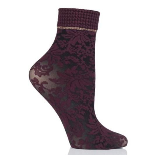 Oroblu Socks Flower-Blossom