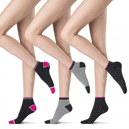 Oroblu Socks Abstract-Motif