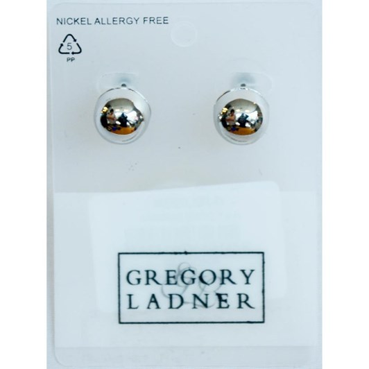 Gregory Ladner Half Dome Earring