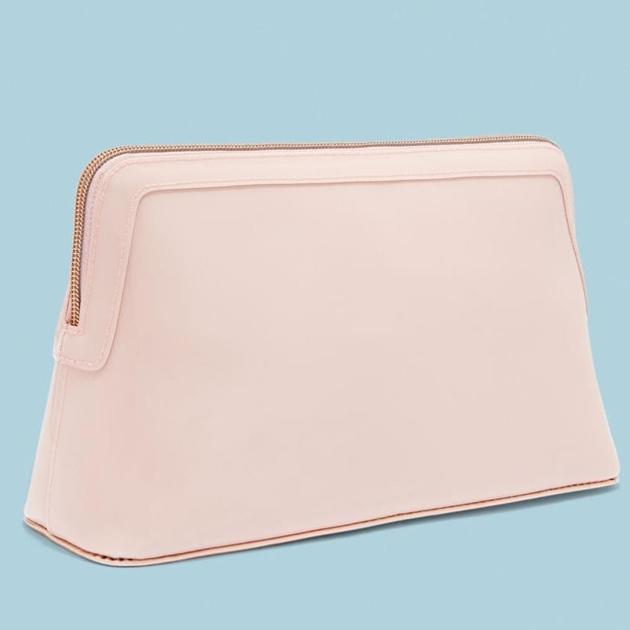 Ted Baker Bow Makeup Bag - 58 light pink