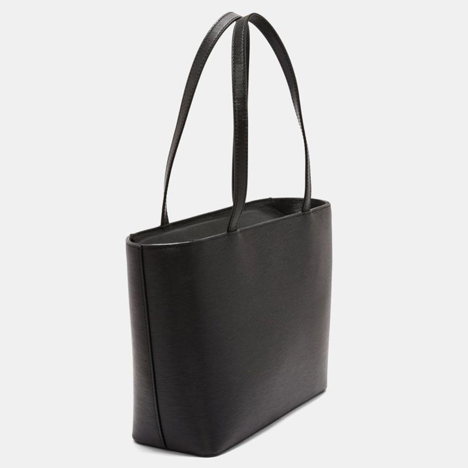 Ted Baker Bow Detail Small Shopper - 00 black
