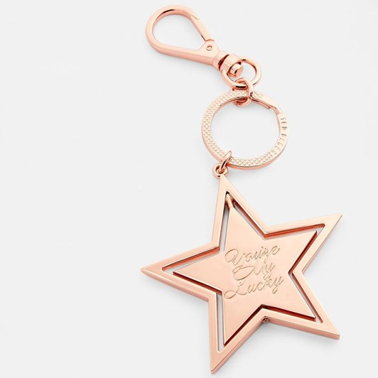Ted Baker Star Keyring And Oyster Card Holder
