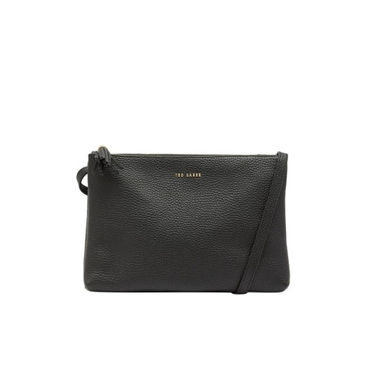 Ted Baker Leather Double Zipped Crossbody