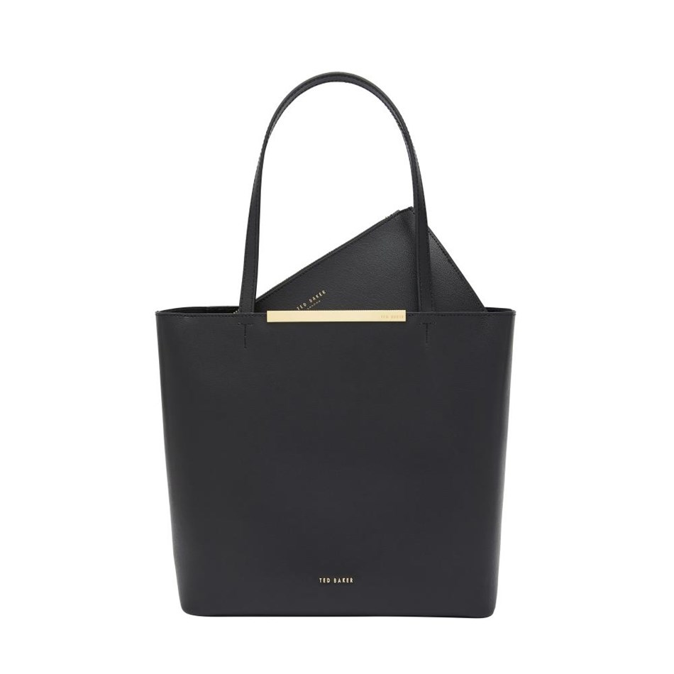 Ted Baker Core Leather Large Shopper -