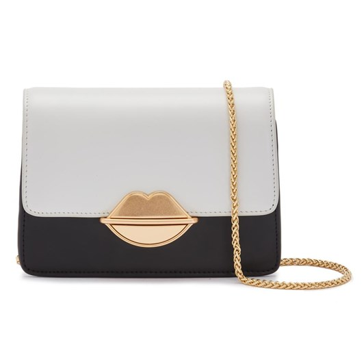 Lulu Guinness Lip Push Lock Polly