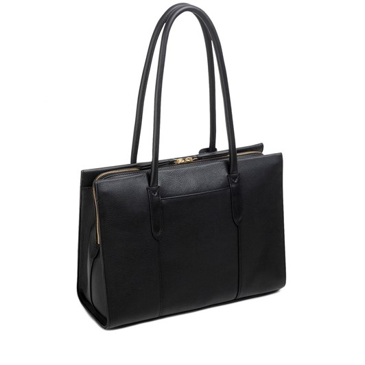 Radley Arlington Court Large Leather Zip Top Workbag