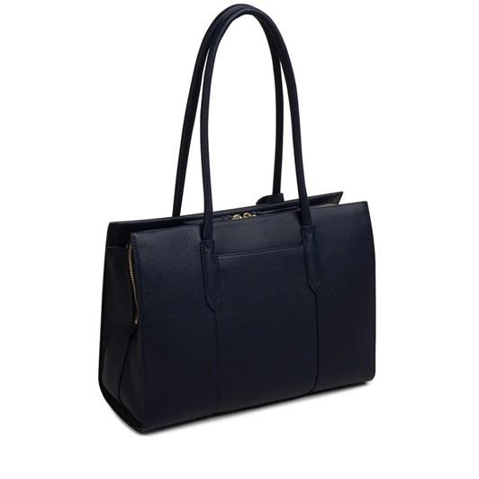 Radley Arlington Court Large Leather Zip Top Workbag