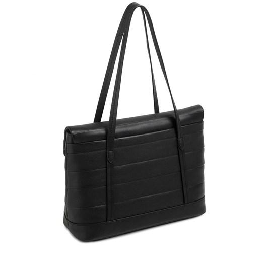 Radley Babington Medium Shoulder Flapover Leather Handbag